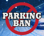 Reminder:  Winter Parking Ban
