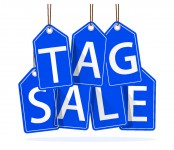 Friends of the Moore Free Library Community Tag Sale