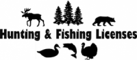 Hunting & Fishing Licenses Now Available at Town Hall