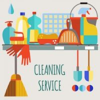 PT house cleaning service