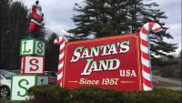 Shriners Day at Santa's Land