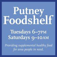 Putney Foodshelf Annual Meeting