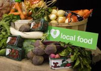 Looking for local food?