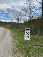 ALERT!: Turtle Crossing Signs Posted on Sand Hill Rd.