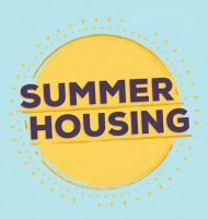 Looking for Summer Housing