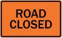 Brookline side of Putney Mnt Closed